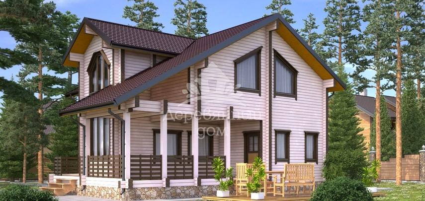 Проекты домов 10х10: готовые и типовые. Каталог содержит ... | 405x855